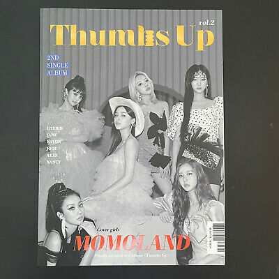 MOMOLAND Thumbs Up Official Album (No Photocards) KPOP UK SELLER • 7.50£