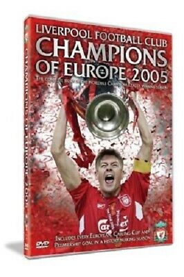 £5.99 • Buy Liverpool FC DVD Champions Of Europe Season Review 2004/2005 04/05 Istanbul