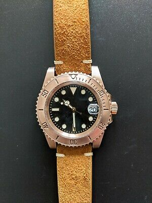 £180 • Buy San Martin Bronze Submariner Diver