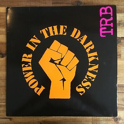 £12 • Buy TOM ROBINSON BAND - POWER IN THE DARKNESS 12  LP VINYL RECORD P