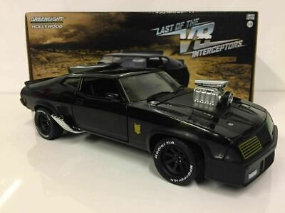 Car Mad Max Ford Falcon Xb Coupé Of 1973 V8 Interceptor Metal 1/18 Madmax • 100.37£