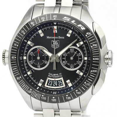 £1569 • Buy Tag Heuer SLR Automatic Stainless Steel Men's Sports Watch CAG2111 BF519825