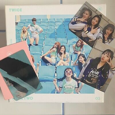 Twice Page Two Album With Photocards KPOP • 15£