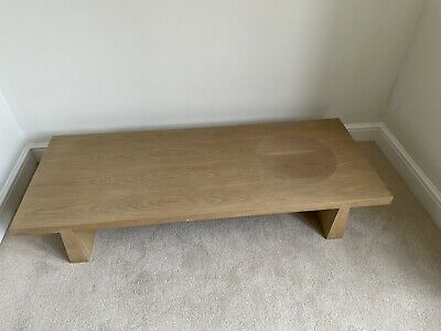 £300 • Buy Low Oak Coffee Table By Terence Conran!!
