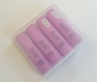 $ CDN18 • Buy 18650 Samsung ICR18650-26C Cells With Carrying Case, 2600 MAh , 4pcs Lot