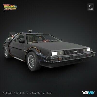$299.99 • Buy VeVe NFT - DeLorean 1:1 - RARE  Back To The Future - SOLD OUT