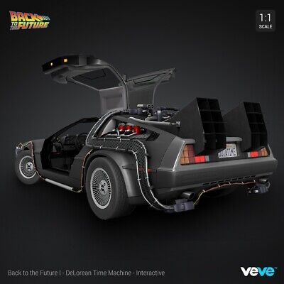 $1499.99 • Buy DeLorean FULL SET (ALL THREE INCLUDED) VeVe App NFT 3D Digital Collectibles