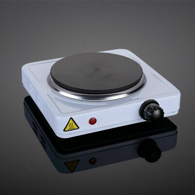 £14.94 • Buy Electric Cooker Stove Kitchen Utensils Single Hot Plate Portable Table Top 1000W