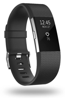 $ CDN24.19 • Buy Fitbit Charge 2 HR Fitness Wristband Activity Tracker