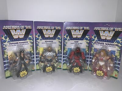 $125 • Buy Wwe Wave 6 Masters Of The Universe Figures Complete Set Of 4