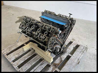 $4999.99 • Buy 2003-2004 Ford Mustang Cobra 4.6L Engine Long Block Heads Manley Rods Cams DOHC