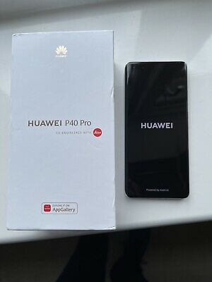 Huawei P40 Pro 5G - 256GB - Silver Frost (Unlocked) Dual Sim - Excellent • 379.99£