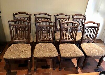 AU125 • Buy Dining Chairs Set 8