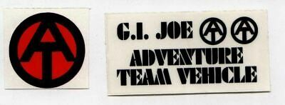 $ CDN8.77 • Buy G.I. Joe Adventure Team Vehicle Decal Set FREE SHIPPING