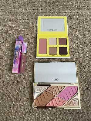 Tarte Eye, Lip And Cheek Bundle RRP £50 • 7.50£