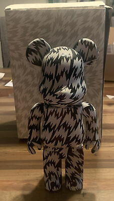 $100 • Buy BEARBRICK 400% Medicom Toy Japan ELEY KISHIMOTO 2008