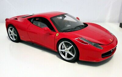 1/18 Ferrari 458 Italia ELITE With Box • 138.61£