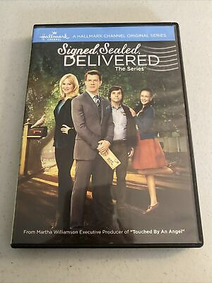 AU16.74 • Buy Preowned Hallmark Signed, Sealed, Delivered The Series 2-disc Dvd Set