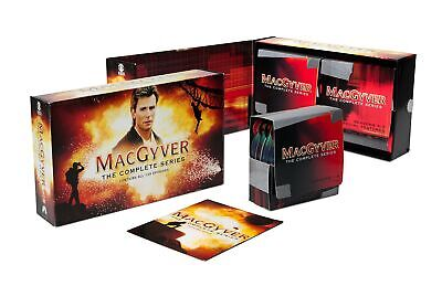 $300.84 • Buy MacGyver - The Complete Series