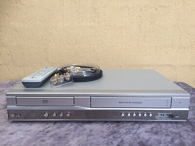 AU149.50 • Buy Serviced LG V271 Combo VCR DVD Player + Video Recorder + Remote + RCA VHS