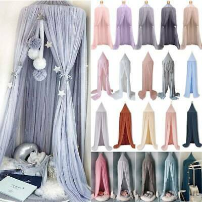 £19.99 • Buy 2021 Kids Princess Bed Canopy Bedcover Mosquito Net Curtain`Bedding Dome Tents