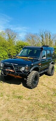 Landrover Discovery TD5 Monster Truck Off Road PX Swap  • 8,495£