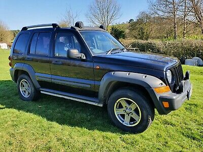 Jeep Cherokee Renegade  Spares Or Repair • 500£