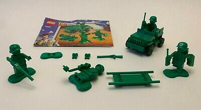 Lego Toy Story Army Men On Patrol (7595) - Complete • 16.73£