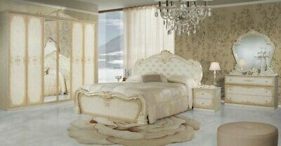 £989 • Buy Luxurious Italian Trento Bedroom Set RRP £1599.99 OUR PRICE ONLY £989