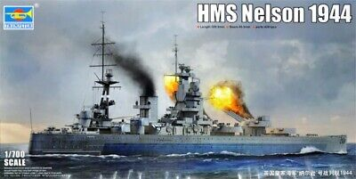 £37.99 • Buy Trumpeter 06717 1:700th Scale HMS Nelson 1944