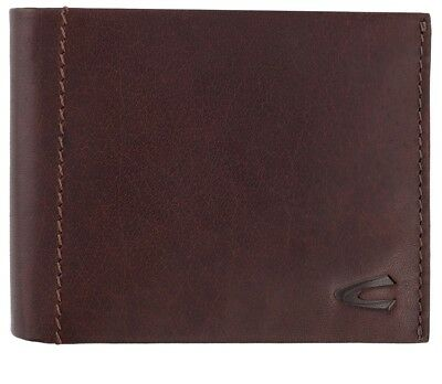 Camel Active Niagara Wallet Horizontal Format Geldborse Brown Brown New • 73.90£