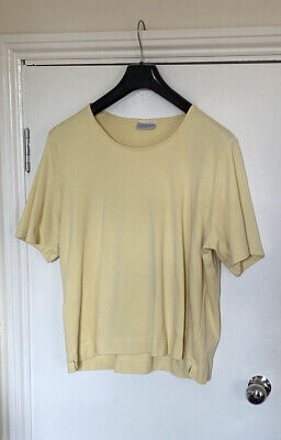 Cotswold Collections Ladies Yellow T-Shirt Size 3XL • 2.99£