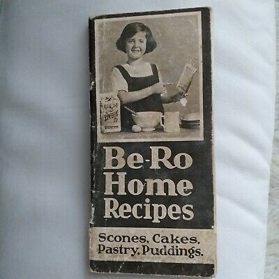 Be-ro Home Recipes 17th Edition • 15£