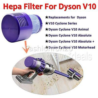 AU15.95 • Buy Washable Filter For Dyson V10 SV12 Cyclone Animal Absolute Total Vacuum Cleaner