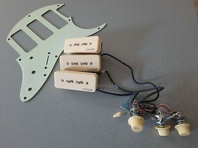 Wilkinson P90 Pickup Set Noventa Style With Wiring • 79.99£