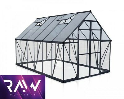 £15.98 • Buy Polycarbonate Greenhouse Window Unbreakable Plastic Shed Sheet 2mm & 3mm