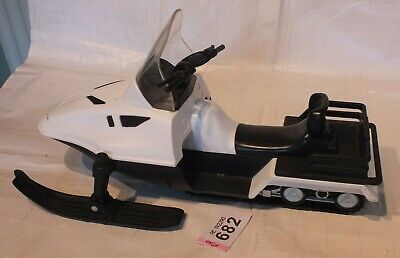 HM Armed Forces Arctic Skidu For 10  Action Figure - No Seat -  LOT PX682 • 5£