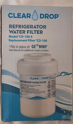 $ CDN37.60 • Buy MWF Refrigerator Water Filter 3 Boxes - For GE  NSF Certified