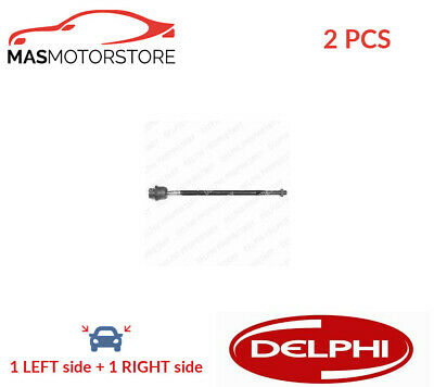 AU88.10 • Buy Tie Rod Axle Joint Pair Inner Delphi Ta1551 2pcs G New Oe Replacement