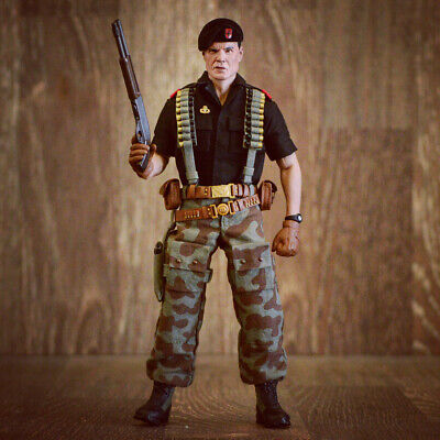 $ CDN345.21 • Buy Custom Sideshow GI Joe 1985 Flint - Warrant Officer 12  1:6 Scale Figure Cobra