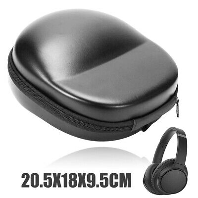 Portable Cable Earphones Headphones EVA Hard Cases Cover Bag For SONY WH-CH700N • 5.59£