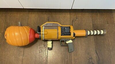 $ CDN122.92 • Buy Fortnite Pumpkin Launcher Prop W/ Lights And Sounds Officially Licensed Epic