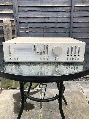 JVC A-X4 Stereo Integrated Amplifier Untested Spares Repair • 10£