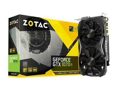 $ CDN751.92 • Buy ZOTAC ZT-P10710G-10P GeForce GTX 1070 Ti DirectX 12 8GB Video Card