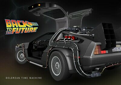 $899.99 • Buy VeVe NFT - DeLorean 1:1 - ULTRA RARE /12500 1 Back To The Future - SOLD OUT
