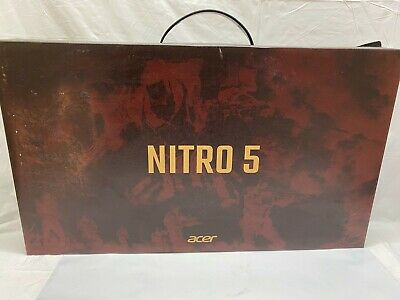View Details Acer Nitro 5 AN515-54-5812 15.6'' FHD Laptop Intel I5-9300H 8GB 256GB SEALED • 591.79$