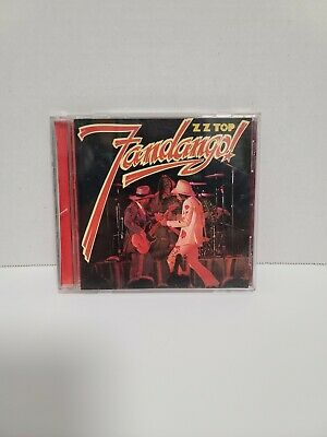 AU6.54 • Buy Fandango! [Bonus Tracks] [Remaster]: ZZ Top (CD 1990, Warner Bros.) Live/studio