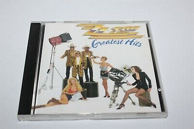 AU9.99 • Buy Greatest Hits By ZZ Top CD Mar-1992 Warner Bros.