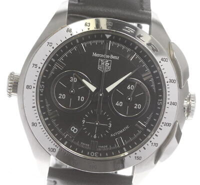 £1120.29 • Buy TAG HEUER SLR Mercedes-Benz CAG2110 Chronograph Automatic Men's Watch_605318