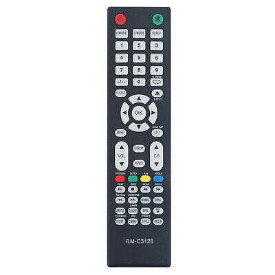 AU38.99 • Buy New RM-C3128 Replacement Remote Fit For JVC TV LT32ND35A LT32ND36A LT-32ND35A